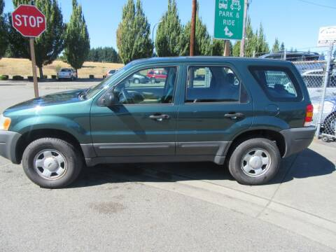 2004 Ford Escape for sale at Car Link Auto Sales LLC in Marysville WA