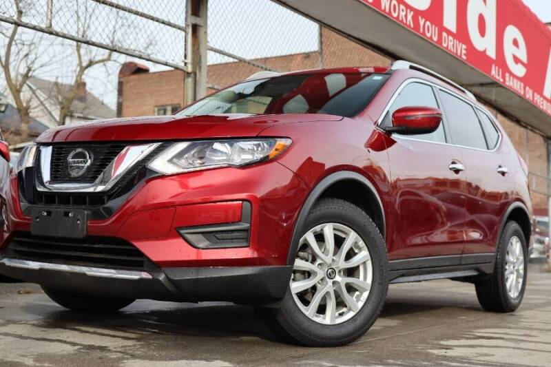 2019 Nissan Rogue for sale at HILLSIDE AUTO MALL INC in Jamaica NY