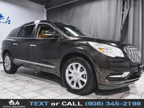 2017 Buick Enclave for sale at AUTO HOLDING in Hillside NJ