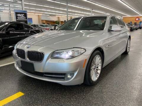 2011 BMW 5 Series for sale at Dixie Imports in Fairfield OH