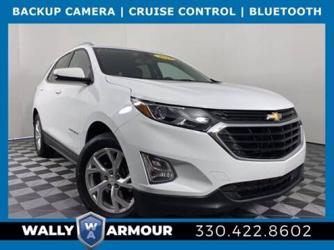 2019 Chevrolet Equinox for sale at Wally Armour Chrysler Dodge Jeep Ram in Alliance OH