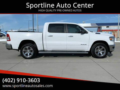 2019 RAM Ram Pickup 1500 for sale at Sportline Auto Center in Columbus NE
