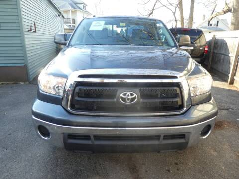 2010 Toyota Tundra for sale at Wheels and Deals in Springfield MA