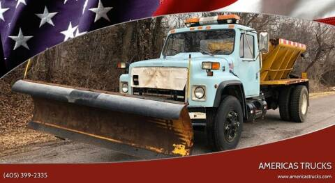1985 International S1900 for sale at Americas Trucks in Jones OK