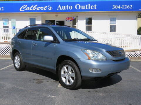 2004 Lexus RX 330 for sale at Colbert's Auto Outlet in Hickory NC