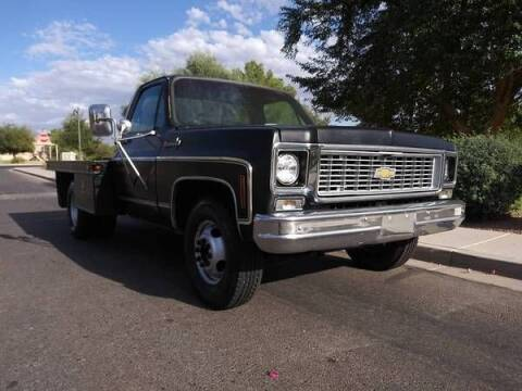 1973 Chevrolet C/K 10 Series for sale at Classic Car Deals in Cadillac MI
