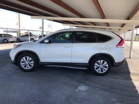 2012 Honda CR-V for sale at Kann Enterprises Inc. in Lovington NM