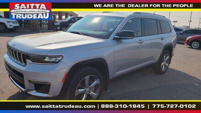 2021 Jeep Grand Cherokee L for sale in Pahrump, NV