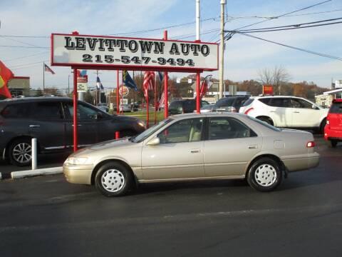 1998 Toyota Camry for sale at Levittown Auto in Levittown PA