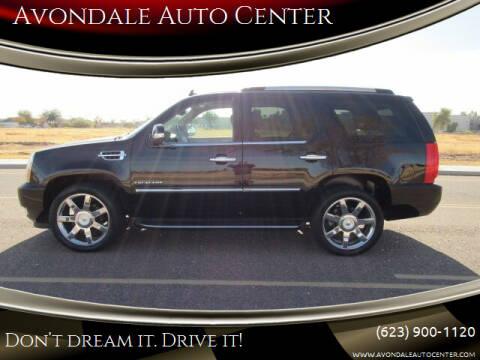 2012 Cadillac Escalade for sale at Avondale Auto Center in Avondale AZ