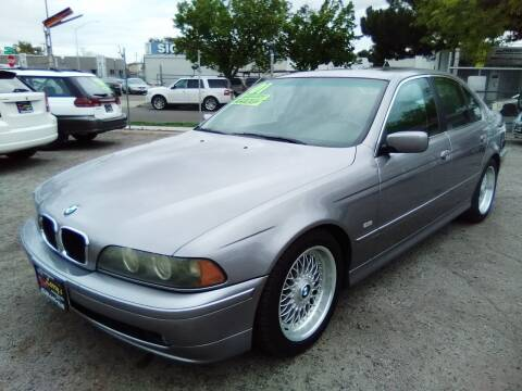 2001 BMW 5 Series for sale at Larry's Auto Sales Inc. in Fresno CA