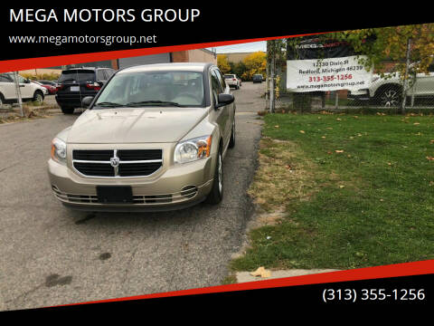 2009 Dodge Caliber for sale at MEGA MOTORS GROUP in Redford MI