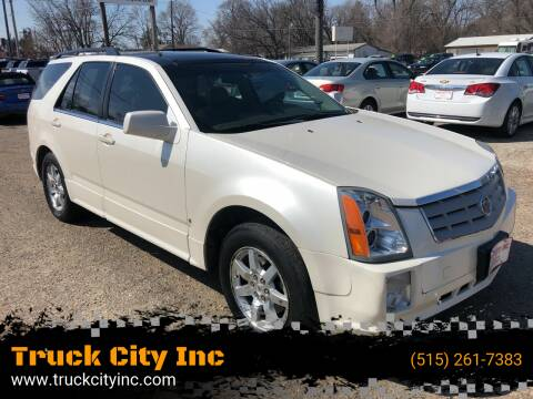 2006 Cadillac SRX for sale at Truck City Inc in Des Moines IA
