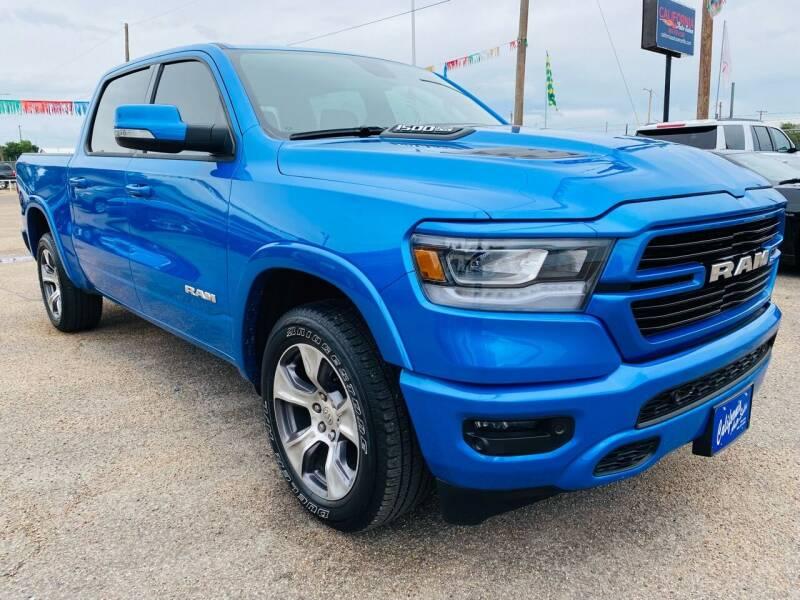 2020 RAM Ram Pickup 1500 for sale at California Auto Sales in Amarillo TX