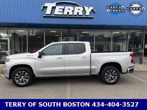 2020 Chevrolet Silverado 1500 for sale at Terry of South Boston in South Boston VA
