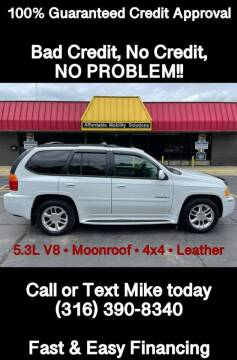 2009 GMC Envoy for sale at Affordable Mobility Solutions, LLC - Standard Vehicles in Wichita KS