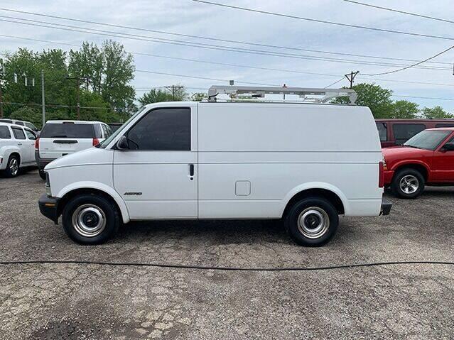 2000 Chevrolet Astro Cargo for sale in Beavercreek, OH
