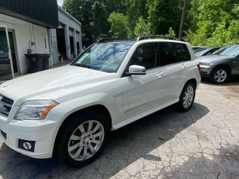 2010 Mercedes-Benz GLK for sale at Car Online in Roswell GA