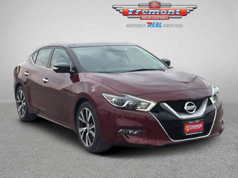 2016 Nissan Maxima for sale at Rocky Mountain Commercial Trucks in Casper WY