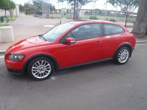 2009 Volvo C30 for sale at J & E Auto Sales in Phoenix AZ