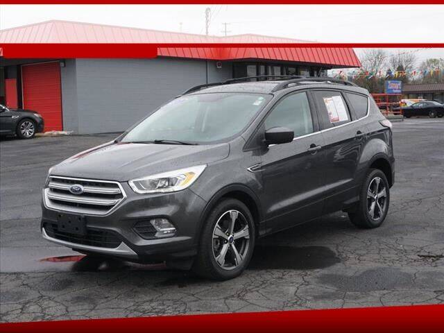 2017 Ford Escape for sale at Autowest of GR in Grand Rapids MI