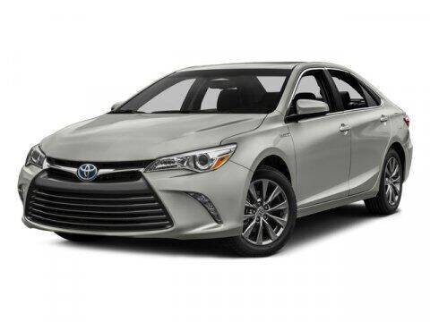2016 Toyota Camry Hybrid for sale at BEAMAN TOYOTA GMC BUICK in Nashville TN