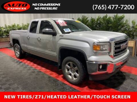 2014 GMC Sierra 1500 for sale at Auto Express in Lafayette IN