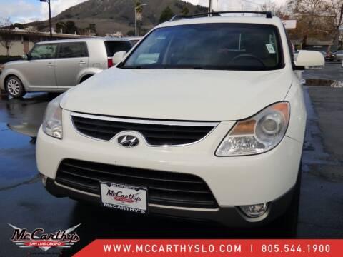 2012 Hyundai Veracruz for sale at McCarthy Wholesale in San Luis Obispo CA