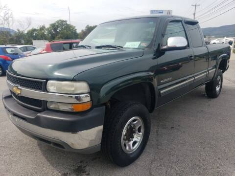 2001 Chevrolet Silverado 2500HD for sale at Salem Auto Sales in Salem VA