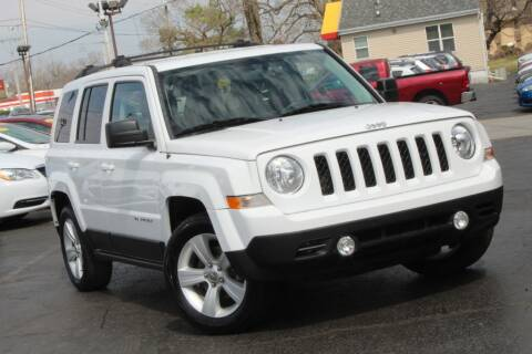 2014 Jeep Patriot for sale at Dynamics Auto Sale in Highland IN
