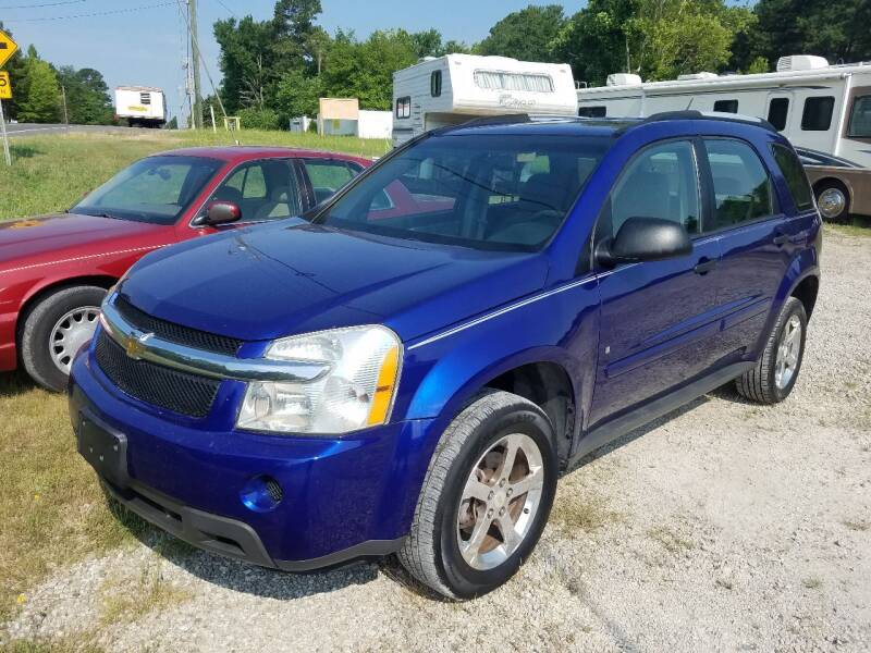 2007 Chevrolet Equinox for sale at Arkansas Wholesale Auto Sales in Hot Springs AR