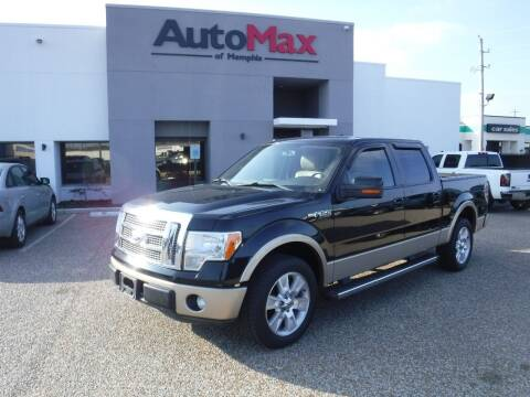 2011 Ford F-150 for sale at AutoMax of Memphis - Logan Karr in Memphis TN