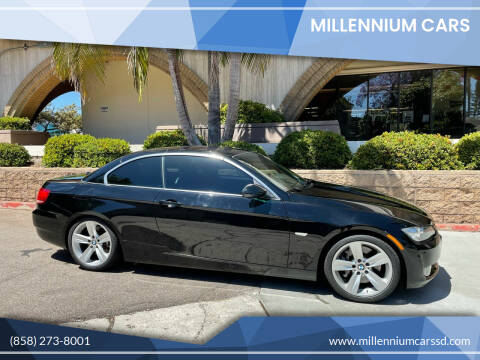2008 BMW 3 Series for sale at MILLENNIUM CARS in San Diego CA