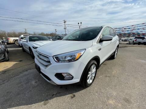2019 Ford Escape for sale at Greg's Auto Sales in Poplar Bluff MO