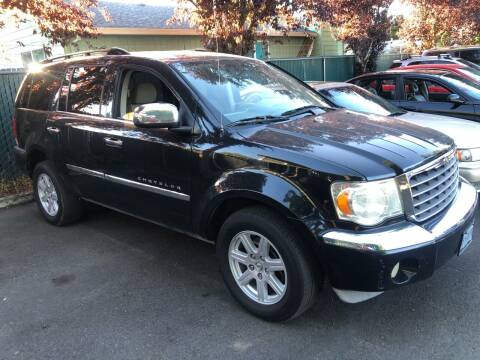 2007 Chrysler Aspen for sale at Blue Line Auto Group in Portland OR