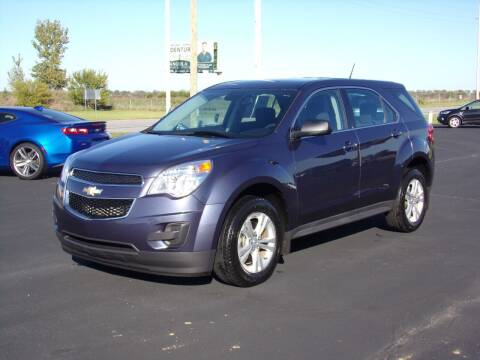 2014 Chevrolet Equinox for sale at Westpark Auto in Lagrange IN