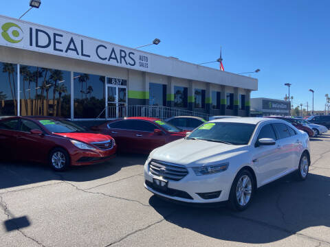 2015 Ford Taurus for sale at Ideal Cars in Mesa AZ