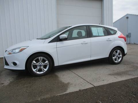 2013 Ford Focus for sale at Grand Valley Motors in West Fargo ND