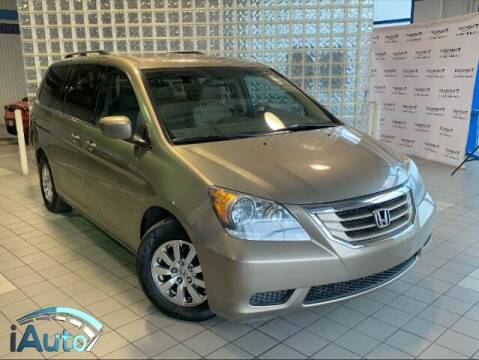 2008 Honda Odyssey for sale at iAuto in Cincinnati OH
