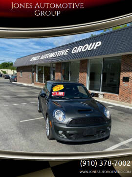 2011 MINI Cooper for sale at Jones Automotive Group in Jacksonville NC