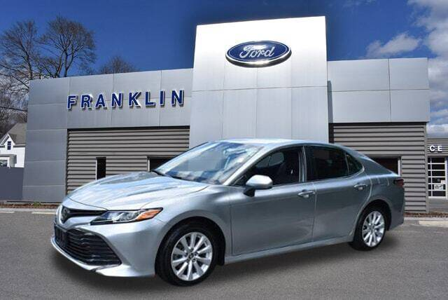 2019 Toyota Camry for sale in Franklin, MA