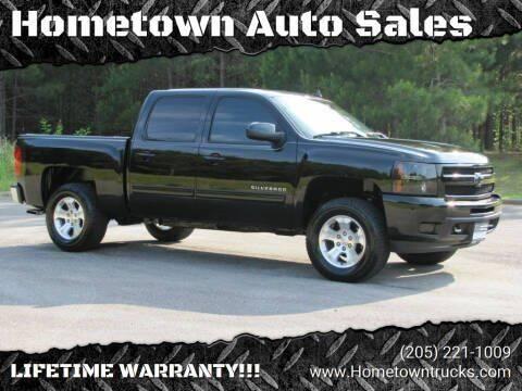 2011 Chevrolet Silverado 1500 for sale at Hometown Auto Sales - Trucks in Jasper AL