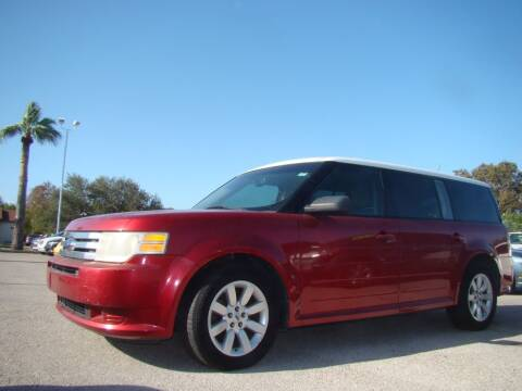2009 Ford Flex for sale at Rocky's Auto Sales in Corpus Christi TX