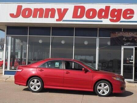 2011 Toyota Camry for sale at Jonny Dodge Chrysler Jeep in Neligh NE