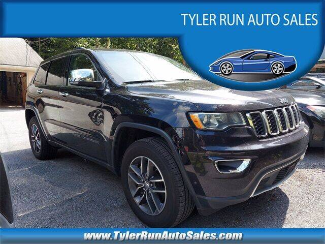 2018 Jeep Grand Cherokee for sale at Tyler Run Auto Sales in York PA