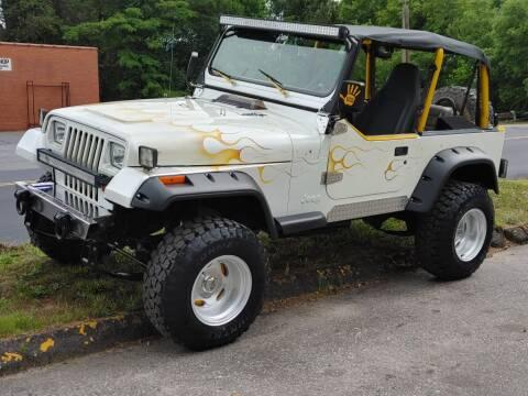 1995 Jeep Wrangler for sale at Snap Auto in Morganton NC