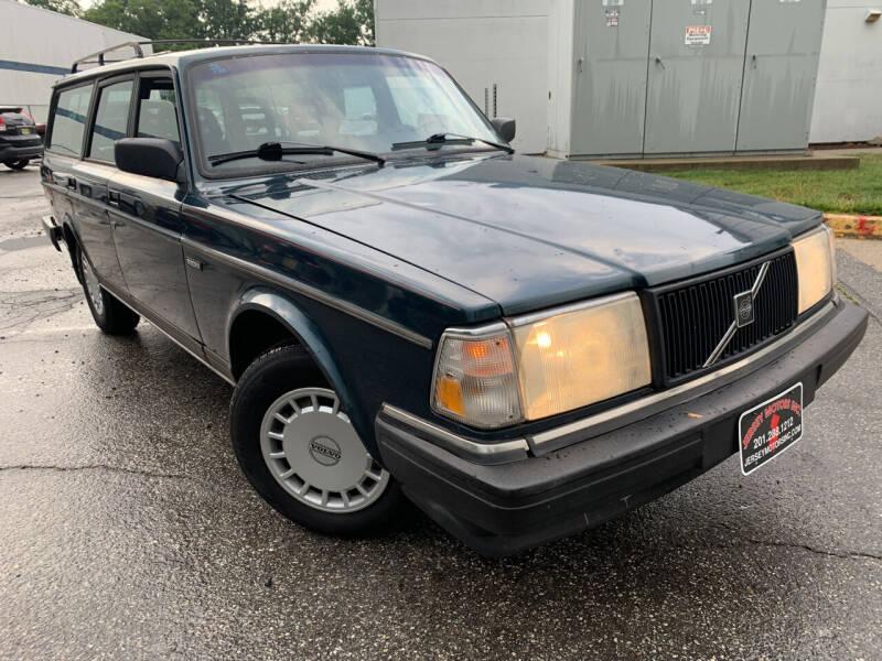 1992 Volvo 240 for sale at JerseyMotorsInc.com in Teterboro NJ