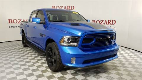 2018 RAM Ram Pickup 1500 for sale at BOZARD FORD in Saint Augustine FL