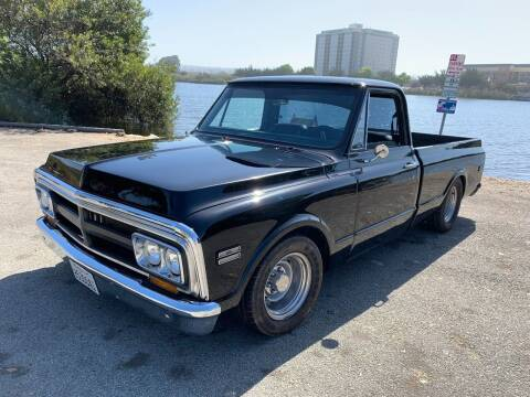 1969 GMC C/K 1500 Series for sale at Dodi Auto Sales in Monterey CA