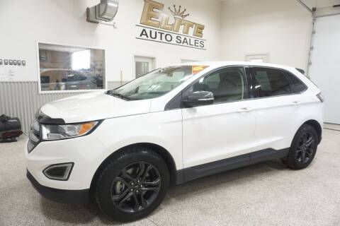 2018 Ford Edge for sale at Elite Auto Sales in Ammon ID